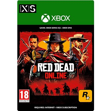 Red Dead Online - Xbox Digital - Hra na konzoli