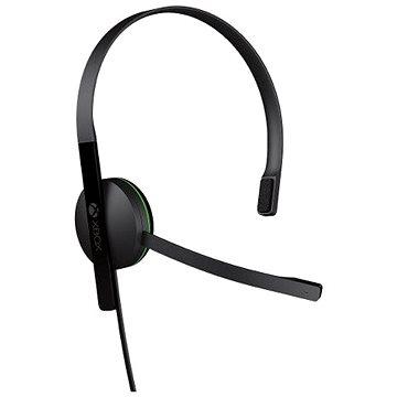 Xbox One Chat sluchátka - Herní sluchátka