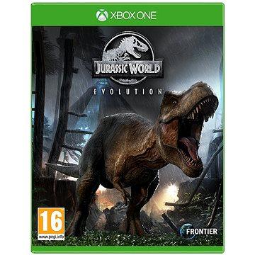 Jurassic World: Evolution - Xbox One - Hra na konzoli