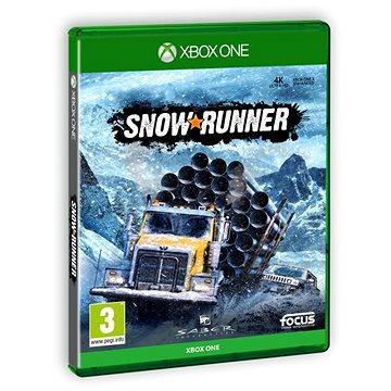 SnowRunner - Xbox One - Hra na konzoli