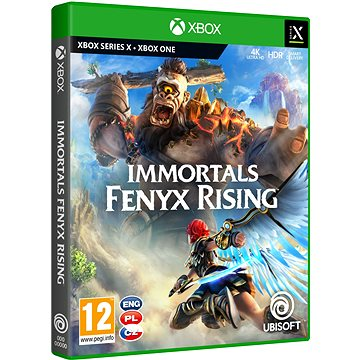 Immortals: Fenyx Rising - Xbox - Hra na konzoli