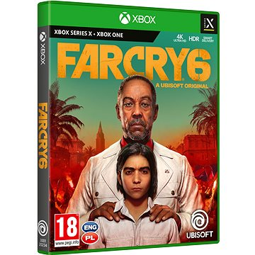 Far Cry 6 - Xbox - Hra na konzoli