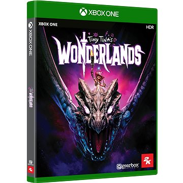 Tiny Tinas Wonderlands - Xbox One - Hra na konzoli