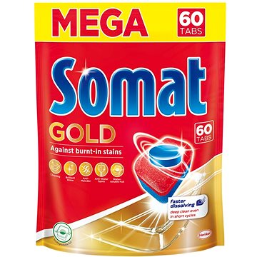 SOMAT Gold (60 ks) - Tablety do myčky