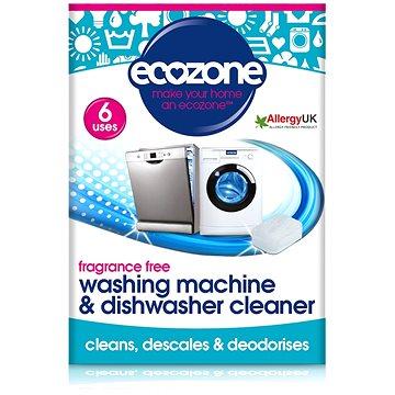 ECOZONE čistič myček a praček 6 ks - Čistič myčky