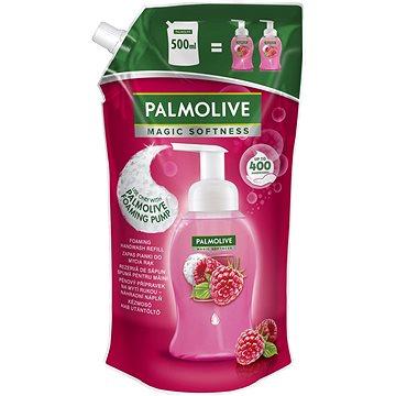 PALMOLIVE Magic Softness Foam Raspberry Hand Wash Refill 500 ml - Tekuté mýdlo