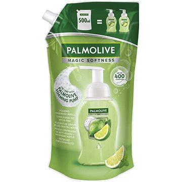 PALMOLIVE Magic Softness Foam Lime & Mint Hand Wash Refill 500 ml - Tekuté mýdlo