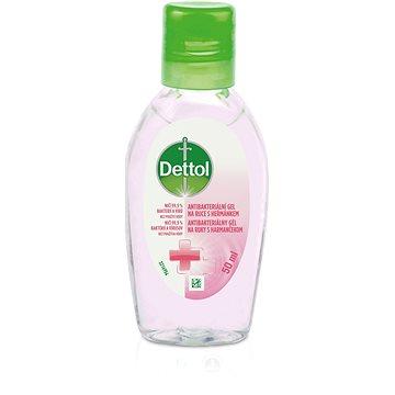 DETTOL Antibakteriální gel na ruce s heřmánkem 50 ml - Antibakteriální gel