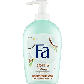 FA Soft & Caring Coconut Scent 250 ml - Tekuté mýdlo