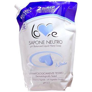 LOVE Sapone Cremoso Neutro Ricarica 2 l - Tekuté mýdlo