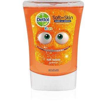 DETTOL Kids Náplň do bezdot. dávkovače mýdla Bavič 250 ml - Dětské mýdlo