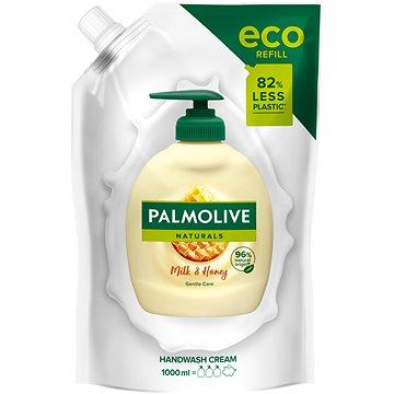 PALMOLIVE Naturals Milk & Honey Hand Soap Refill 1000 ml - Tekuté mýdlo