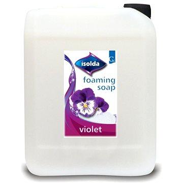ISOLDA Pěnové mýdlo Violet 5 l - Tekuté mýdlo