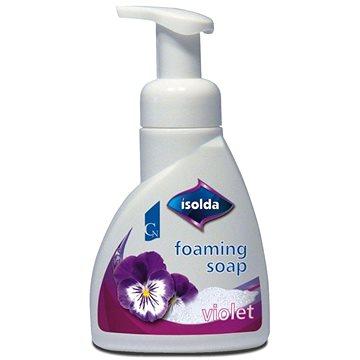 ISOLDA Pěnové mýdlo Violet 500 ml - Tekuté mýdlo