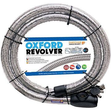 OXFORD Revolver - Zámek na motorku
