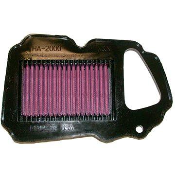 K&N do air-boxu, HA-2000 pro Honda Phantom 200 - Vzduchový filtr