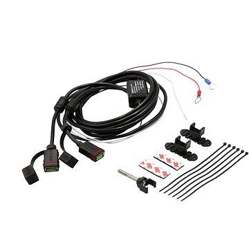 M-Style USB 2 zásuvky - Napájecí kabel