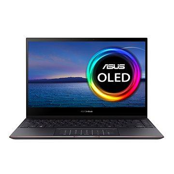 ASUS ZenBook Flip S13 OLED UX371EA-HL135R Jade Black kovový - Tablet PC