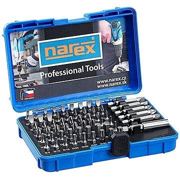 Narex Industrial-CrV 60-Bit Box, 60ks - Sada bitů