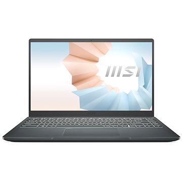 MSI Modern 14 B11MO-059CZ celokovový - Notebook