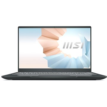 MSI Modern 14 B11SB-216CZ celokovový - Ultrabook