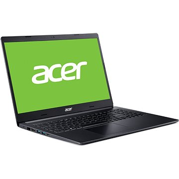 Acer Aspire 5 Charcoal Black + Charcoal Black kovový - Notebook