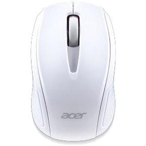 Acer Wireless Mouse G69 White - Myš