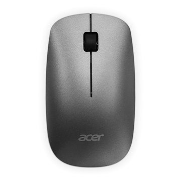 Acer Slim mouse Space Gray  - Myš