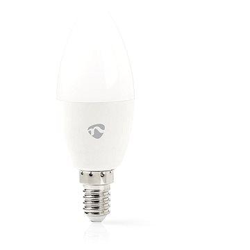 NEDIS Wi-Fi chytrá LED žárovka E14 WIFILC11WTE14 - Žárovka