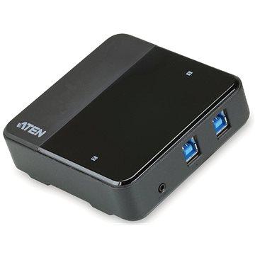 ATEN USB 3.0 Přepínač periferií 2:4  US234 - Přepínač