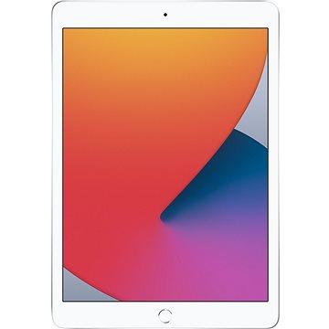 iPad 10.2 128GB WiFi Stříbrný 2020 - Tablet