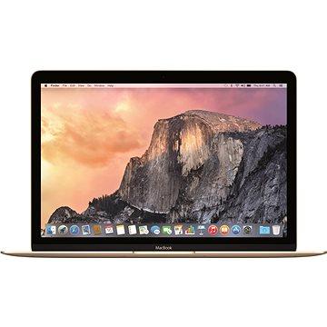 """MacBook 12"""" US Zlatý 2017 - MacBook"""