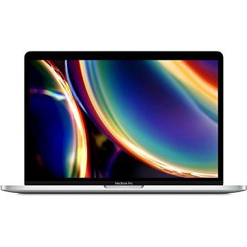 """MacBook Pro 13"""" Retina US 2020 s Touch Barem Stříbrný - MacBook"""