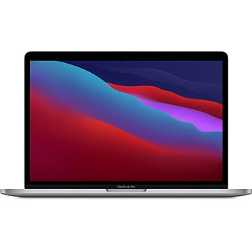 """Macbook Pro 13"""" M1 CZ 2020 Vesmírně šedý - MacBook"""