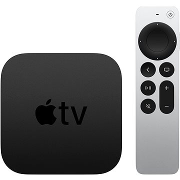Apple TV 4K 2021 32GB - Multimediální centrum
