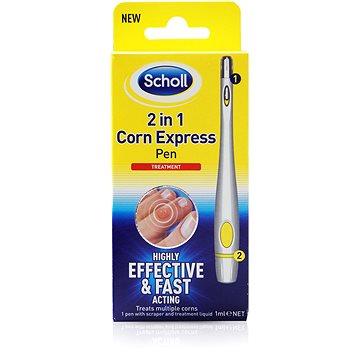 SCHOLL Express Pero na kuří oka 2v1 1 ml - Pero