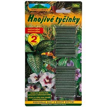 Hnojivo NG tyčinkové univerzální 50ks - hnojivo