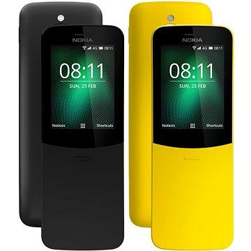 Nokia 8110 4G Dual SIM - Mobilní telefon