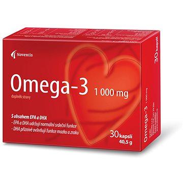 Omega-3 1000mg 30 kapslí - Omega 3