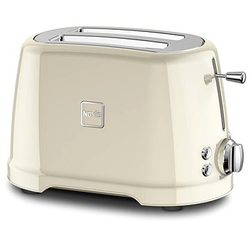 Novis Toaster T2, krémový - Topinkovač