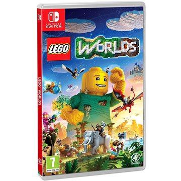 LEGO Worlds - Nintendo Switch - Hra na konzoli