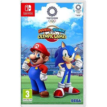 Mario & Sonic at the Olympic Games Tokyo 2020 - Nintendo Switch - Hra na konzoli