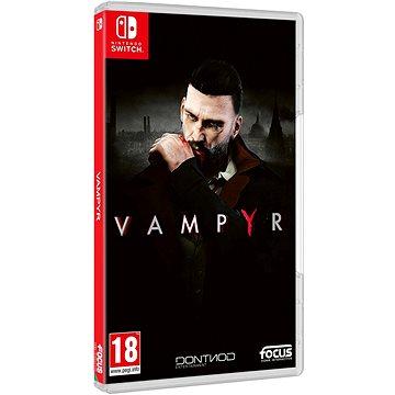 Vampyr - Nintendo Switch - Hra na konzoli