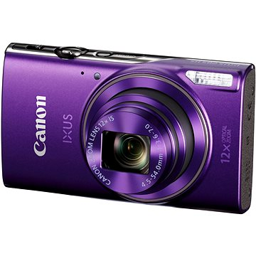 Canon IXUS 285 HS fialový - Digitální fotoaparát