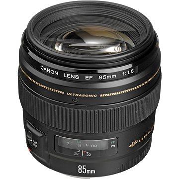 Canon EF 85mm f/1.8 USM - Objektiv