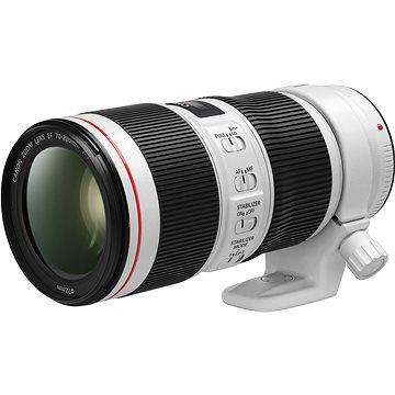 Canon EF 70-200mm f/4.0 L IS II USM - Objektiv