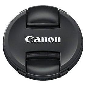 Canon E-72 II - Krytka objektivu