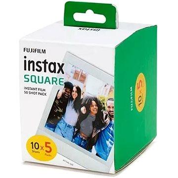 Fujifilm Instax square WW film 50 ks fotek - Fotopapír