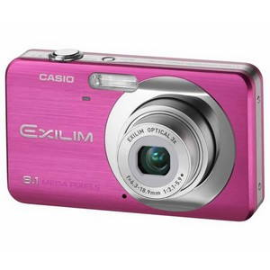 Digitální fotoaparát Casio Exilim ZOOM EX-Z80 fialový - Digitální fotoaparát