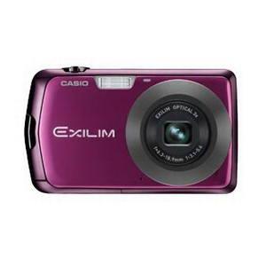 Casio Exilim ZOOM EX-Z330 PE fialový - Digitální fotoaparát